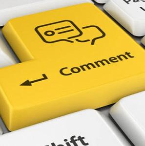 تاثیر کامنت ها در نوشته ها و محصولات